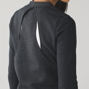 Lululemon &go Endeavor Long Sleeve size 10